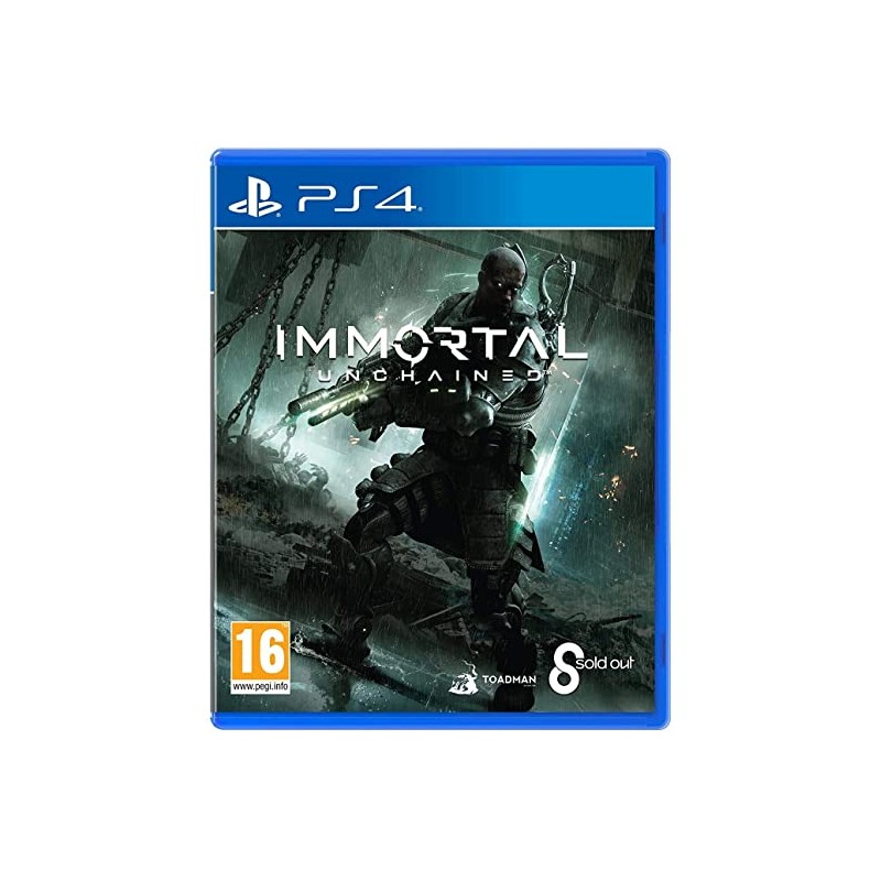 PS4 IMMORTAL UNCHAINED OCC - Jeux PS4 au prix de 9,95€