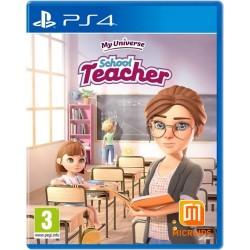 PS4 MY UNIVERSE SCHOOL TEACHER OCC - Jeux PS4 au prix de 14,95€