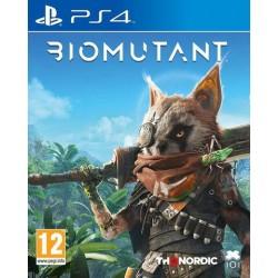 PS4 BIOMUTANT - Jeux PS4 au prix de 54,95€