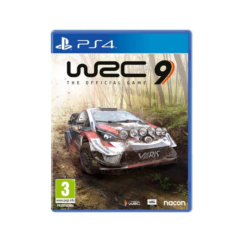 PS4 WRC 9 OCC - Jeux PS4 au prix de 24,95€