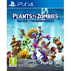 PS4 PLANTS VS ZOMBIES BATTLE FOR NEIGHBORVILLE - Jeux PS4 au prix de 24,95€