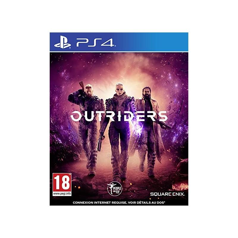 PS4 OUTRIDERS - Jeux PS4 au prix de 64,95€
