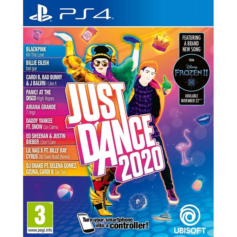 PS4 JUST DANCE 2020 - Jeux PS4 au prix de 34,95€