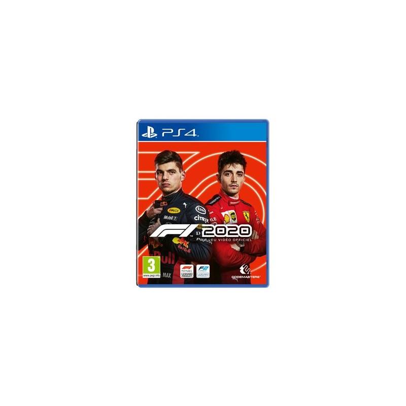 PS4 F1 2020 OCC - Jeux PS4 au prix de 19,95€