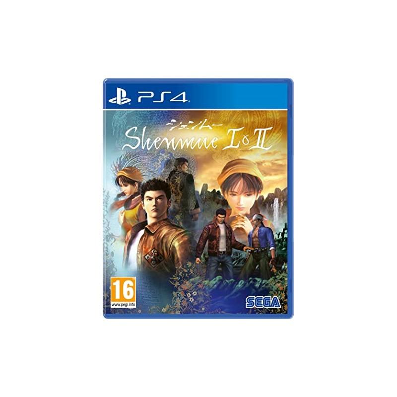 PS4 SHENMUE 1 ET 2 - Jeux PS4 au prix de 24,95€