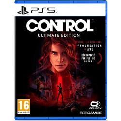PS5 CONTROL ULTIMATE EDITION - Jeux PS5 au prix de 39,95€