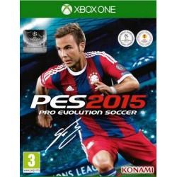 XONE PES 2015 OCC - Jeux Xbox One au prix de 2,95€