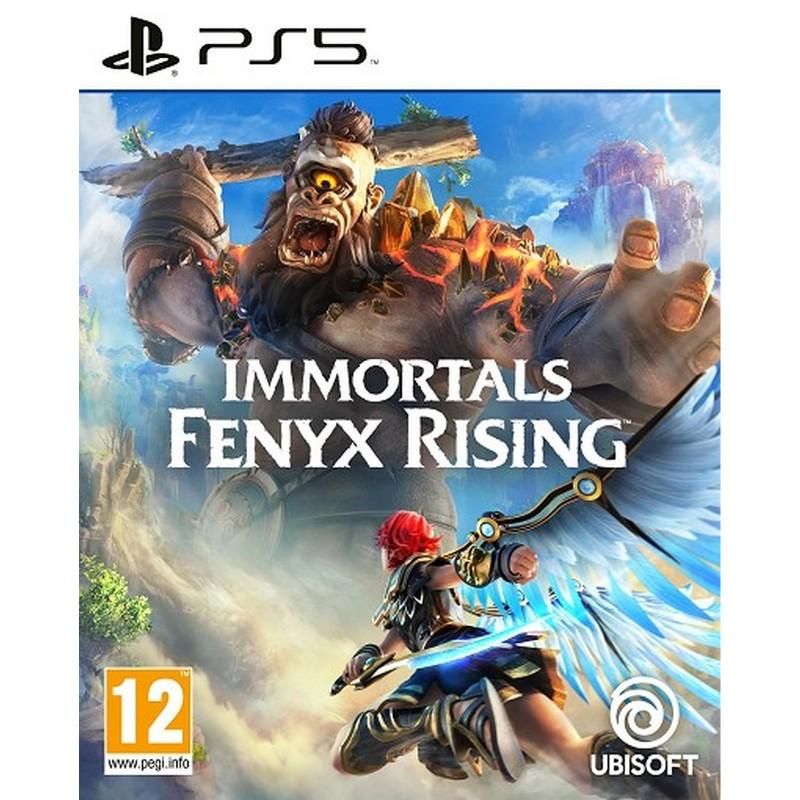 PS5 IMMORTALS FENYX RISING OCC - Jeux PS5 au prix de 39,95€
