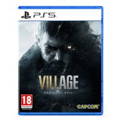 PS5 RESIDENT EVIL VILLAGE - Jeux PS5 au prix de 64,95€