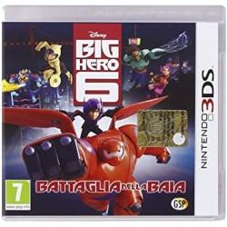 3DS BIG HERO 6 - Jeux 3DS au prix de 7,95€