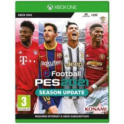 XONE PES 2021 SEASON UPDATE OCC - Jeux Xbox One au prix de 14,95€