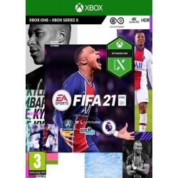 XONE FIFA 21 OCC - Jeux Xbox One au prix de 17,95€