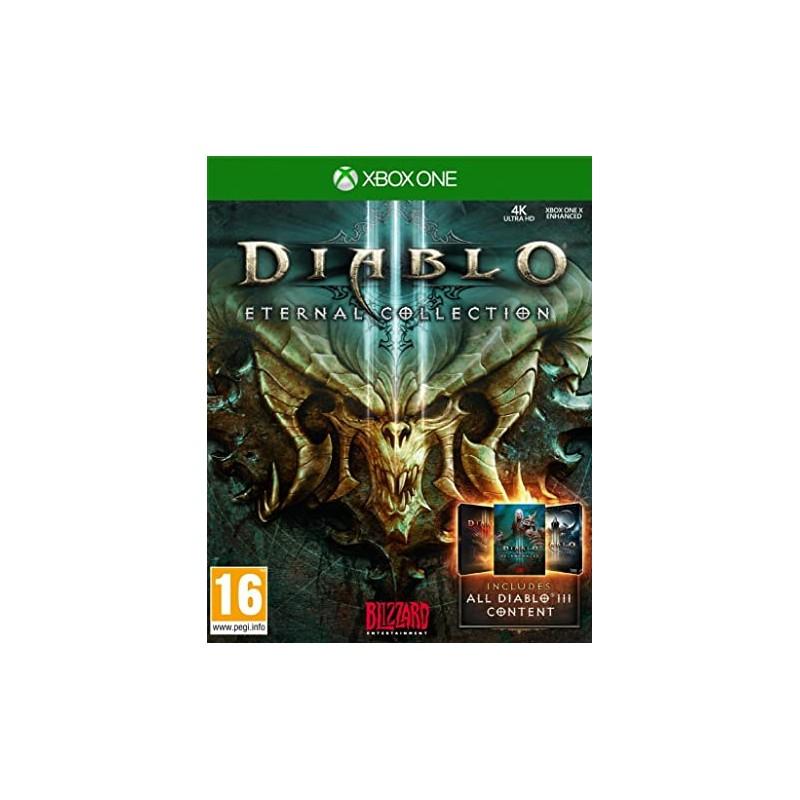 XONE DIABLO 3 ETERNAL COLLECTION OCC - Jeux Xbox One au prix de 24,95€