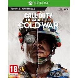 XONE CALL OF DUTY COLD WAR OCC - Jeux Xbox One au prix de 44,95€