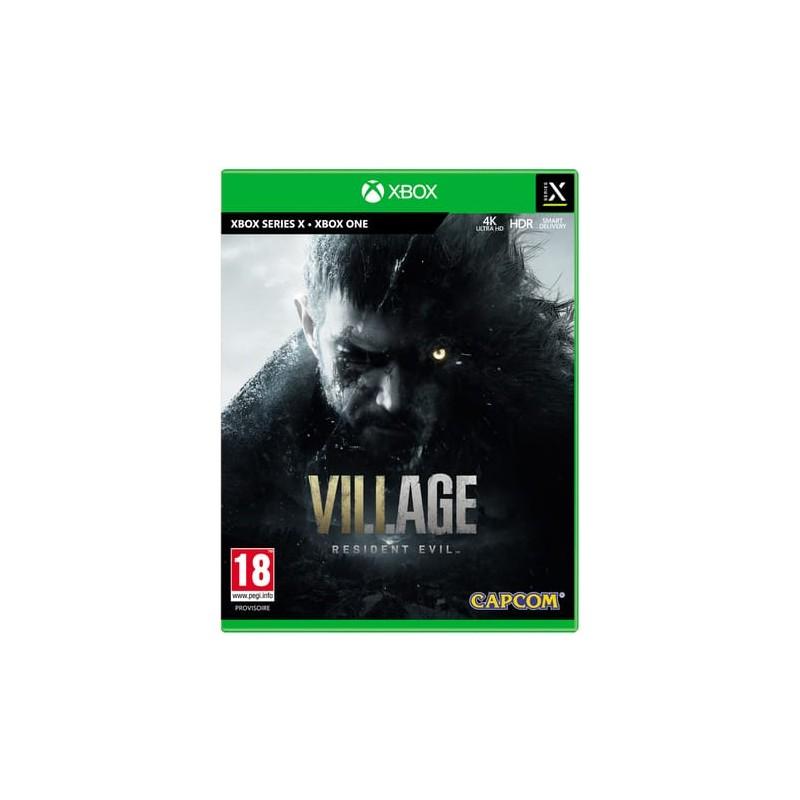 XSE RESIDENT EVIL VILLAGE - Jeux Xbox Series au prix de 64,95€