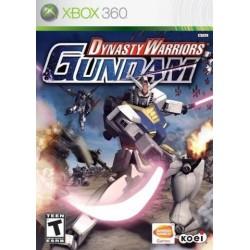 X360 DYNASTY WARRIORS GUNDAM - Jeux Xbox 360 au prix de 7,95€