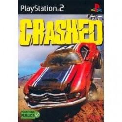 PS2 CRASHED - Jeux PS2 au prix de 4,95€