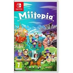 SWITCH MIITOPIA - Jeux Switch au prix de 49,95€