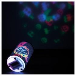 LAMPE PAC MAN PROJECTION USB - Lampes Décor au prix de 14,95€
