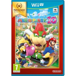 WIU MARIO PARTY 10 (NINTENDO SELECTS) - Jeux Wii U au prix de 12,95€