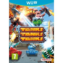 WIU TANK TANK TANK - Jeux Wii U au prix de 14,95€