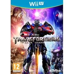 WIU TRANSFORMERS THE DARK SPARK - Jeux Wii U au prix de 14,95€