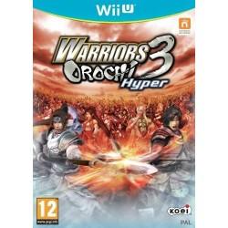 WIU WARRIORS OROCHI 3 HYPER - Jeux Wii U au prix de 19,95€