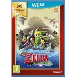 WIU THE LEGEND OF ZELDA THE WIND WAKER HD (NINTENDO SELECTS) - Jeux Wii U au prix de 19,95€