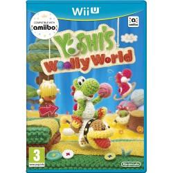 WIU YOSHI S WOOLLY WORLD - Jeux Wii U au prix de 19,95€