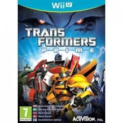 WIU TRANSFORMERS PRIME - Jeux Wii U au prix de 24,95€
