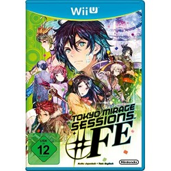 WIU TOKYO MIRAGE SESSIONS FE - Jeux Wii U au prix de 24,95€