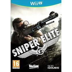 WIU SNIPER ELITE V2 - Jeux Wii U au prix de 24,95€