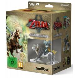 WIU THE LEGEND OF ZELDA THE WIND WAKER HD EDITION COLLECTOR - Jeux Wii U au prix de 99,95€