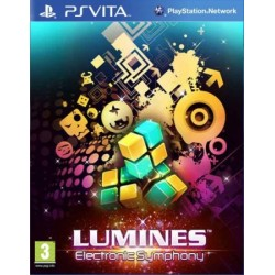 PSV LUMINES ELECTRONIC SYMPHONY - Jeux PS Vita au prix de 9,95€