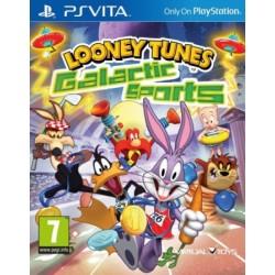 PSV LOONEY TUNES GALACTIC SPORTS - Jeux PS Vita au prix de 14,95€