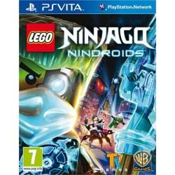 PSV LEGO NINJAGO NINDROIDS - Jeux PS Vita au prix de 19,95€