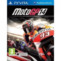 PSV MOTO GP 14 - Jeux PS Vita au prix de 14,95€