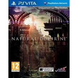 PSV NATURAL DOCTRINE - Jeux PS Vita au prix de 19,95€