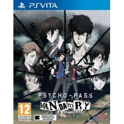 PSV PSYCHOPASS MANDATORY HAPPINESS - Jeux PS Vita au prix de 19,95€