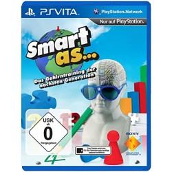 PSV SMART AS - Jeux PS Vita au prix de 10,95€