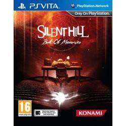 PSV SILENT HILL BOOK OF MEMORIES - Jeux PS Vita au prix de 29,95€