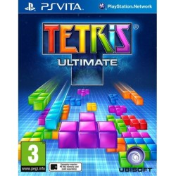 PSV TETRIS ULTIMATE - Jeux PS Vita au prix de 0,00€