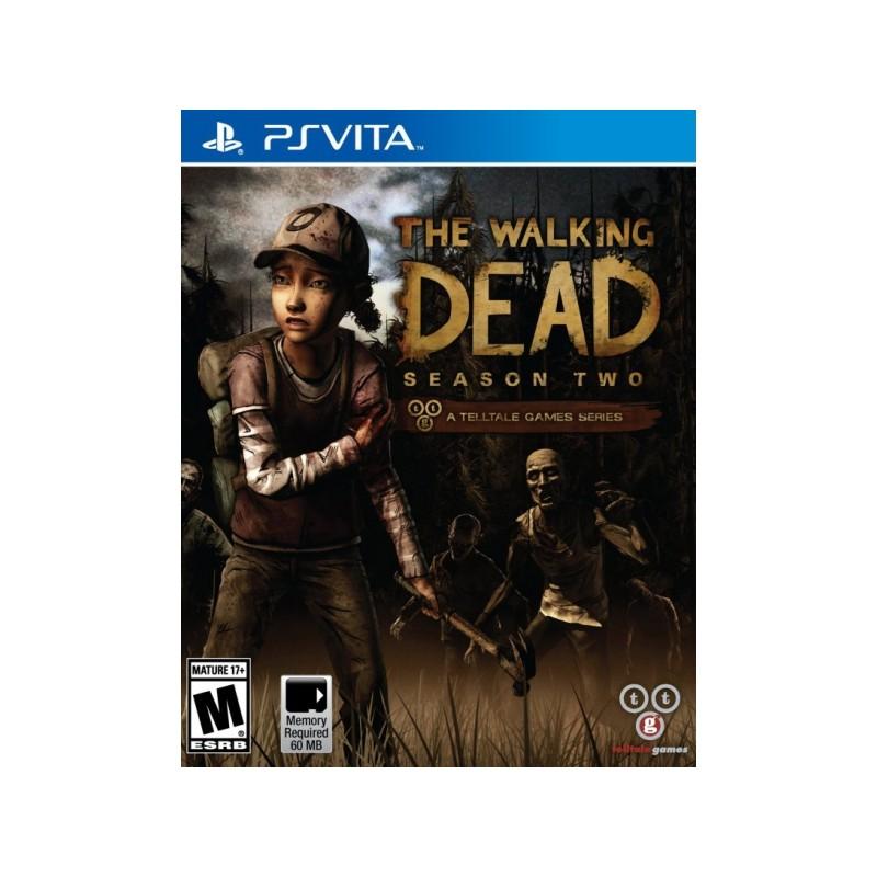 PSV THE WALKING DEAD SEASON TWO - Jeux PS Vita au prix de 19,95€