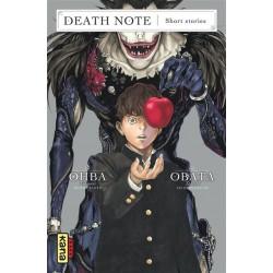 DEATH NOTE SHORT STORIES - Manga au prix de 6,85€