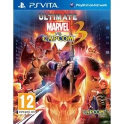 PSV ULTIMATE MARVEL VS CAPCOM 3 - Jeux PS Vita au prix de 34,95€