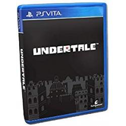 PSV UNDERTALE - Jeux PS Vita au prix de 29,95€