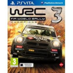 PSV WRC 3 - Jeux PS Vita au prix de 12,95€