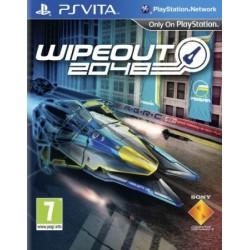 PSV WIPEOUT 2048 - Jeux PS Vita au prix de 14,95€