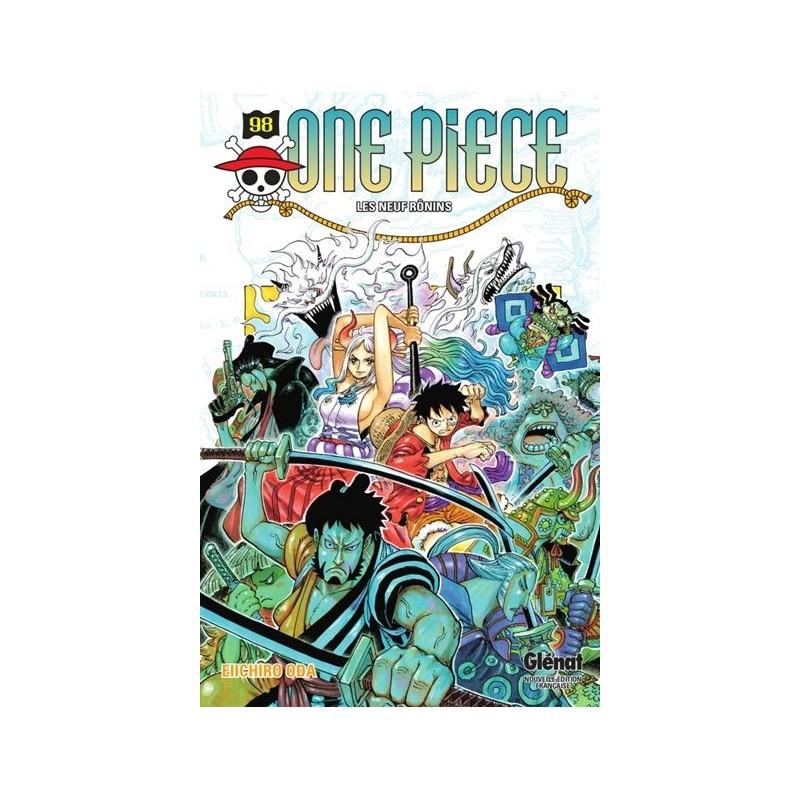 ONE PIECE T98 - Manga au prix de 6,90€