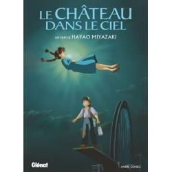 LE CHATEAU DANS LE CIEL - Manga au prix de 15,50€